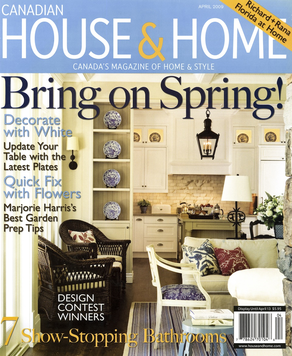 Marvelous Canadian House U0026 Home 2011. Click The Magazine Cover To View The Article.